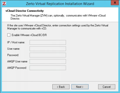 ZVR VCD Dialog
